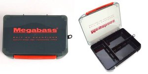 "Megabass ""Lunch Box\"" Limited Production"