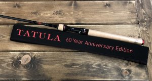 "Daiwa 60th Anniversary Tatula Rod 7\'3"" Medium Heavy"