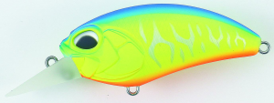 Duo Realis M62 5A Mat Blue Back Chartreuse Tiger
