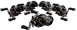 Daiwa Steez SV TW RH 8.1:1 Gear Set