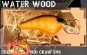 Water Wood Beauty Pig Deep - Mud Craw SMS
