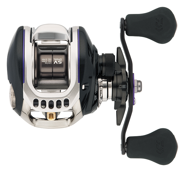 fa49a6bf862 Daiwa SV103HL Left Hand 6.3:1 [Daiwa SV103HL] - $299.95 : The Tackle ...
