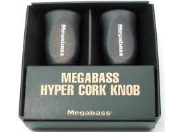 Megabass Hyper Cork Knobs