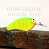 Old School Baits W-2 (Chartreuse/Coach Dog)